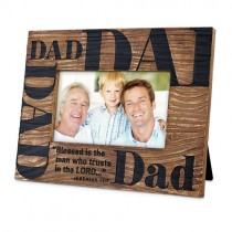 Blessed Dad-Photo Frame