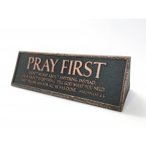 Pray First Desktop Reminder