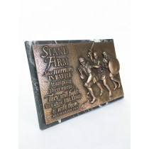 Stand Firm, Moments of Faith Plaque