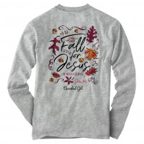 Fall for Jesus Long-sleeve