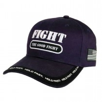 Fight The Good Fight Cap