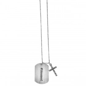 Blessed Dog-tag Necklace