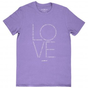 Love Chapter T-Shirt