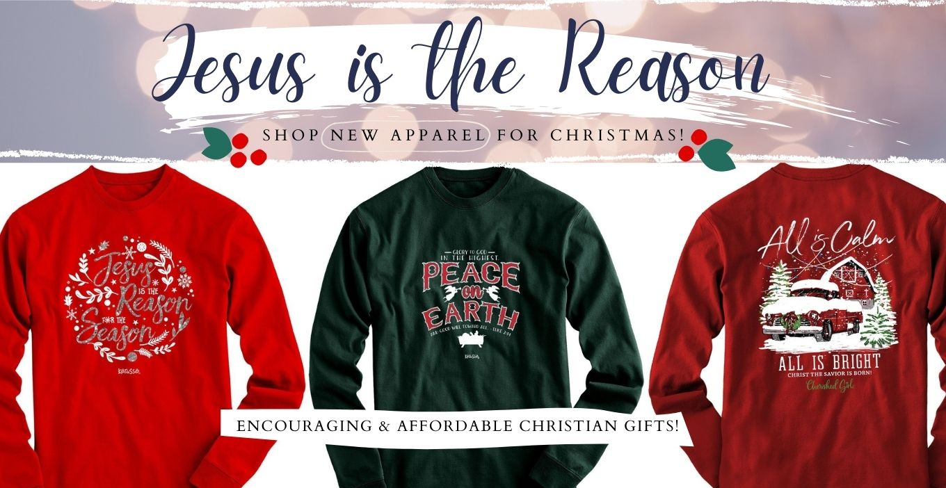 Browse our New Collection of Christmas Apparel